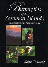 Butterflies of the Solomon Islands