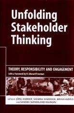 Unfolding Stakeholder Thinking, Volumes 1 & 2