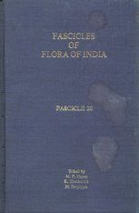 Fascicles of Flora of India, Fascicle 20