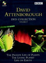 David Attenborough DVD Box Set 2 (Region 2 & 4)