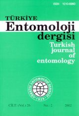 Turkish Journal of Entomology, Volume 26(2)