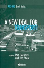 A New Deal for Transport