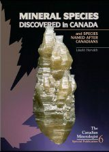 Mineral Species Discovered in Canada