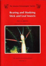 Rearing and Studying Stick and Leaf-Insects