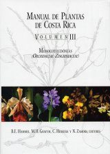 Manual de Plantas de Costa Rica: Volume III