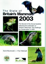 The State of Britain's Mammals 2003