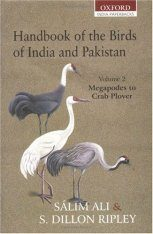 Handbook of the Birds of India and Pakistan, Volume 2