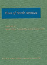 Flora of North America North of Mexico, Volume 25: Magnoliophyta