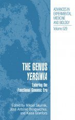 The Genus Yersinia (Advances in Experimental Medicine Volume 529)