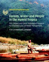 Forests, Water and People in the Humid Tropics (2-Volume Set)
