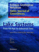 Lake Systems from the Ice Age to Industrial Time
