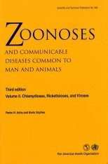 Zoonoses and Communicable Diseases Common to Man and Animals, Volume 2: Chlamydioses, Rickettsioses, and Viroses