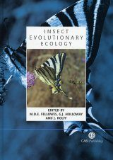 Insect Evolutionary Ecology