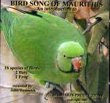 Bird Song of Mauritius