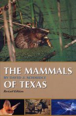 The Mammals of Texas