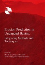 Erosion Prediction in Ungauged Basins