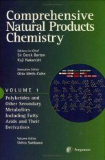 Comprehensive Natural Products Chemistry: Volume 1