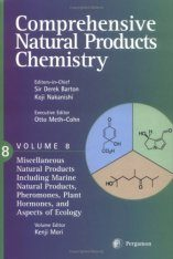 Comprehensive Natural Products Chemistry: Volume 8