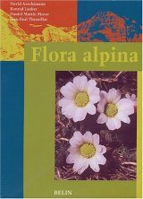 Flora Alpina (3-Volume Set) [French]