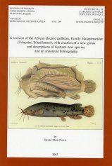 A Revision of the African Electric Catfishes, Family Malapteruridae (Teleostei, Siluriformes), With Erection of a New Genus and Description of Fourteen New Species and an Annotated Bibliography