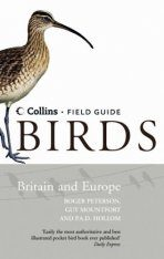 Collins Field Guide to the Birds of Britain and Europe