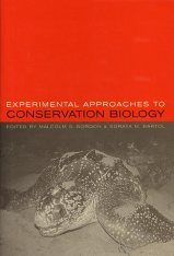 Experimental Approaches to Conservation Biology
