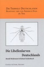 Die Libellenlarven Deutschlands: Handbuch für Exuviensammler [The Dragonfly Larvae of Germany: Handbook for Exuviae Collectors]