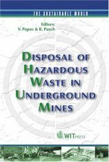 Disposal of Hazardous Waste in Underground Mines