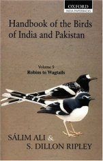 Handbook of the Birds of India and Pakistan, Volume 9