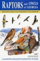 Raptors and Owls of Georgia [English / Georgian]