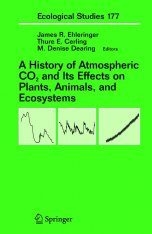 A History of Atmospheric Carbon Dioxide and its Effects on Plants, Animals and Ecosystems