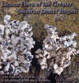 Lichen Flora of the Greater Sonoran Desert Region, Volume 2