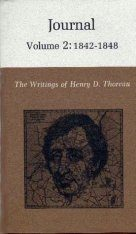 The Writings of Henry David Thoreau: Journal, Volume 2: 1842-1848