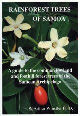 Rainforest Trees of Samoa