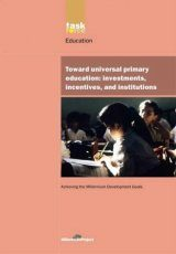 UN Millennium Development Library: Towards Universal Primary Education