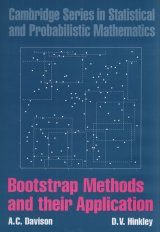 Bootstrap Methods and Their Applications