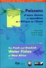 The Fresh and Brackish Water Fishes of West Africa (2-Volume Set) / Poissons d'Eaux Douces et Saumâtres de L'Afrique de l'Ouest