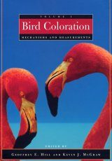 Bird Coloration, Volume 1