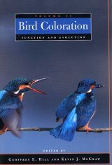 Bird Coloration, Volume 2
