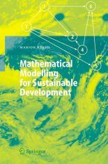 Mathematical Models for Sustainable Development