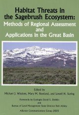 Habitat Threats in the Sagebrush Ecosystem