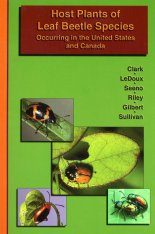 Host Plants of Leaf Beetle Species Occurring in the United States and Canada