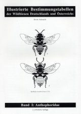 Illustrierte Bestimmungstabellen der Wildbienen Deutschlands und Österreichs, Band 1: Anthophoridae [Illustrated Determination Tables of the Wild Bees of Germany and Austria, Volume 1: Anthophoridae]