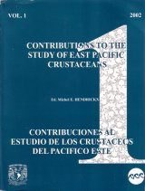 Contributions to the Study of East Pacific Crustaceans: Volume 1