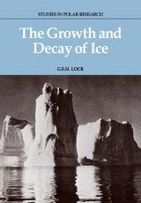 The Growth and Decay of Ice