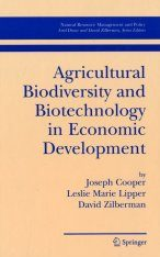 Agricultural Biodiversity and Biotechnology in Economic Development