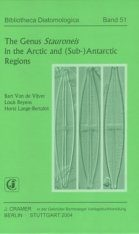 Bibliotheca Diatomologica, Volume 51: The genus Stauroneis in the Arctic and (Sub-)Antarctic Regions