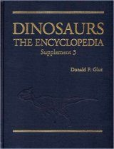 Dinosaurs: The Encyclopedia, Supplement 3