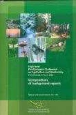 High-Level Pan-European Conference on Agriculture and Biodiversity, Paris, June 2002 - Compendium of Background Reports