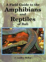 A Field Guide to the Amphibians and Reptiles of Bali